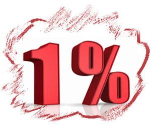 1 % – Hogy segíthessünk